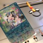 七夕フリーきっぷ at ディズニーリゾートライン